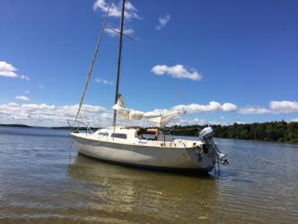 moored at picnic