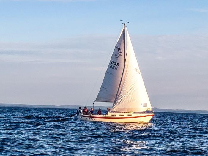 190712 Catchup social sailing 2