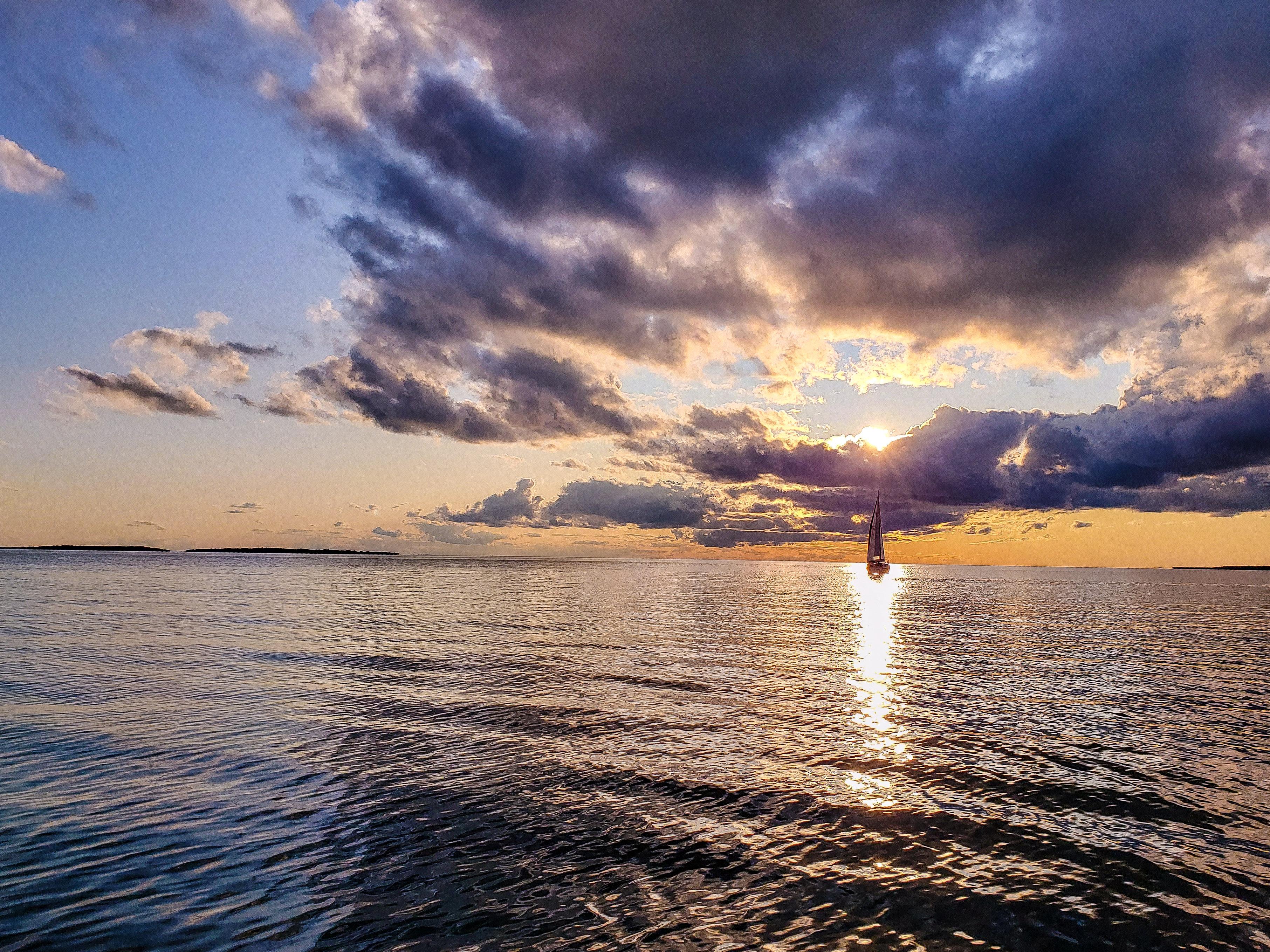 190902 social sail sunset